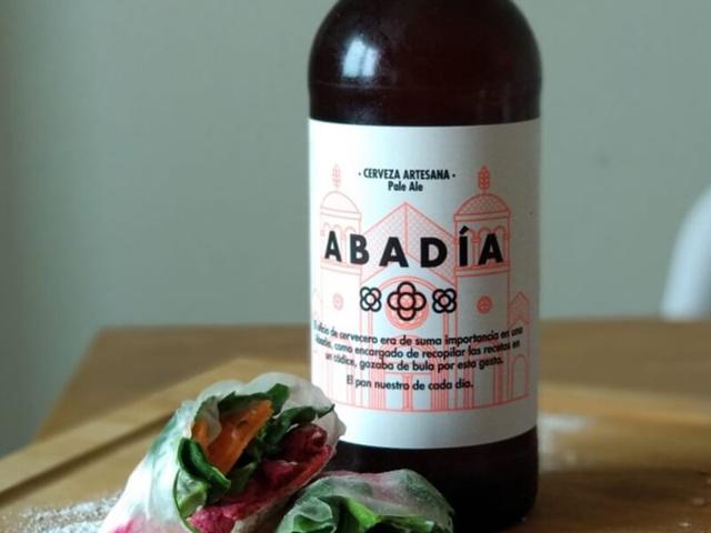 cerveza artesanal La Abadía de España