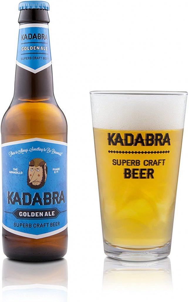cerveza artesanal Kadabra