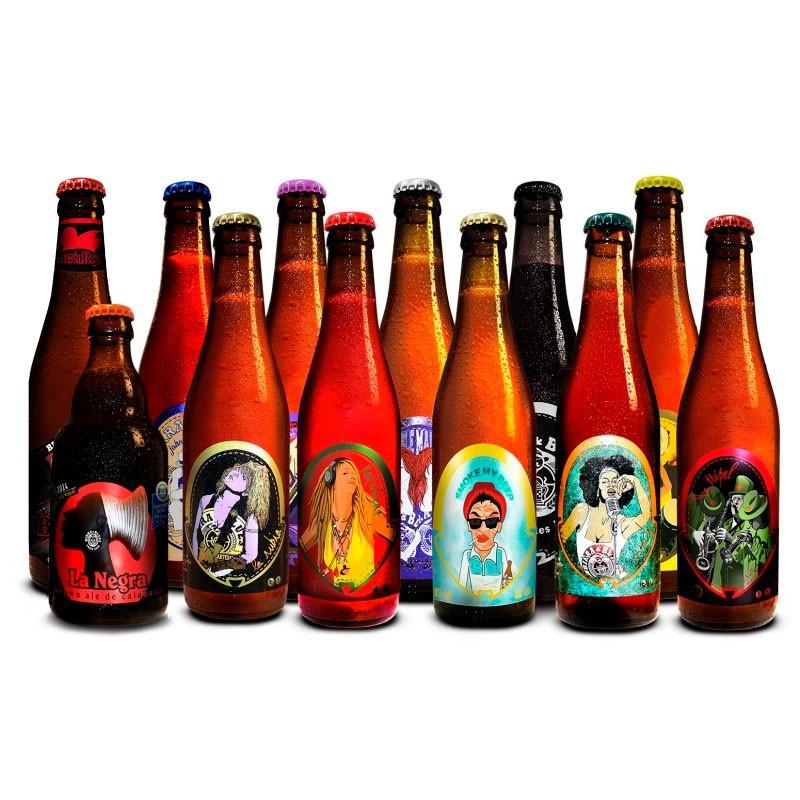 cervezas artesanas Birra & Blues