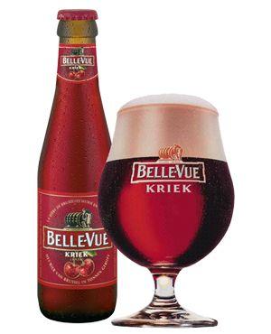 cerveza cherry lambic